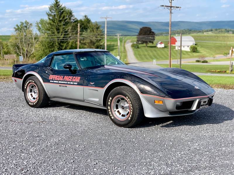 1978 Chevrolet Corvette for sale at All Collector Autos LLC in Bedford PA