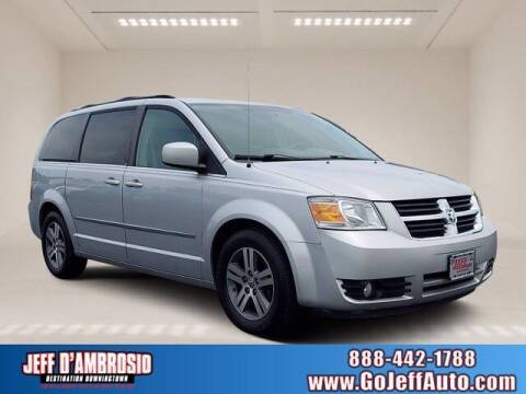 2010 Dodge Grand Caravan for sale at Jeff D'Ambrosio Auto Group in Downingtown PA