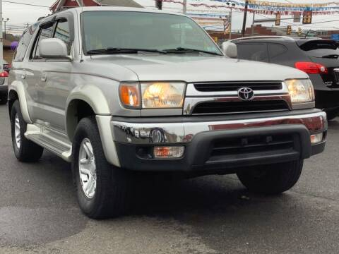 2001 Toyota 4Runner for sale at Active Auto Sales in Hatboro PA