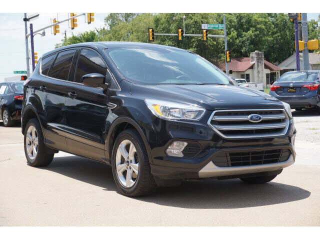 2017 Ford Escape for sale at Monthly Auto Sales in Fort Worth TX