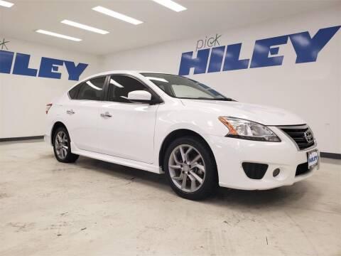 2014 Nissan Sentra for sale at HILEY MAZDA VOLKSWAGEN of ARLINGTON in Arlington TX