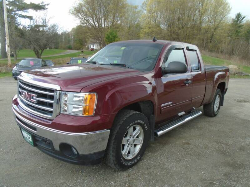 2013 GMC Sierra 1500 for sale at Wimett Trading Company in Leicester VT
