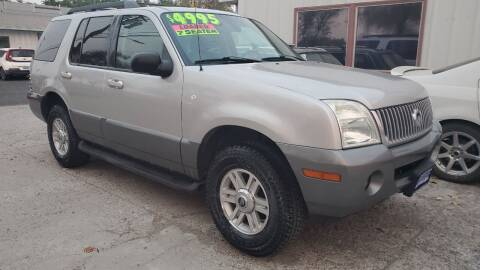 2005 Mercury Mountaineer for sale at Sand Mountain Motors in Fallon NV