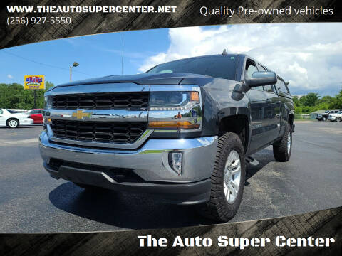 2019 Chevrolet Silverado 1500 LD for sale at The Auto Super Center in Centre AL