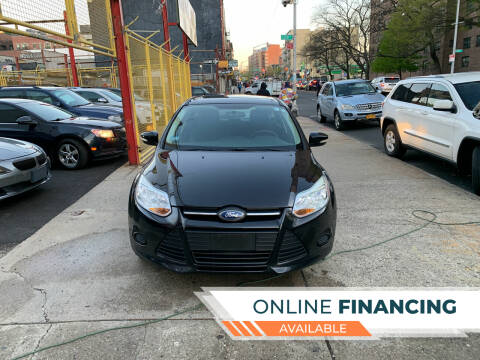 2013 Ford Focus for sale at Raceway Motors Inc in Brooklyn NY