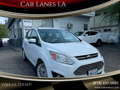 2015 Ford C-MAX Hybrid for sale at Car Lanes LA in Valley Village CA