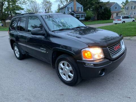 2006 GMC Envoy for sale at Via Roma Auto Sales in Columbus OH