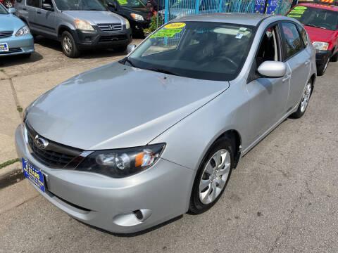 2009 Subaru Impreza for sale at 5 Stars Auto Service and Sales in Chicago IL