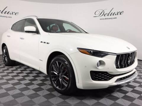 2018 Maserati Levante for sale at DeluxeNJ.com in Linden NJ