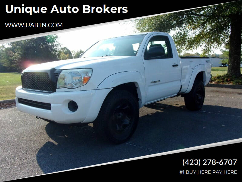 2009 Toyota Tacoma for sale at Unique Auto Brokers in Kingsport TN