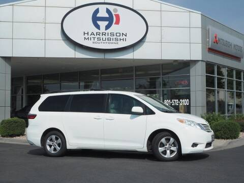 2015 Toyota Sienna for sale at Harrison Imports in Sandy UT