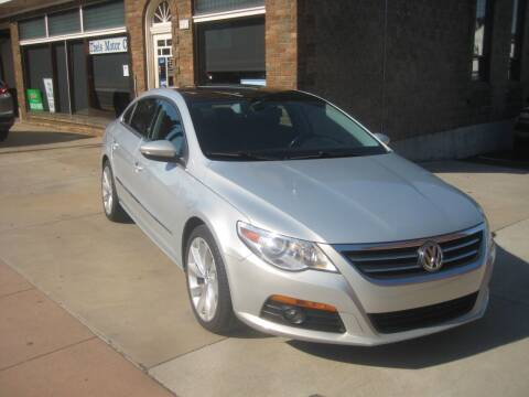 2011 Volkswagen CC for sale at Theis Motor Company in Reading OH