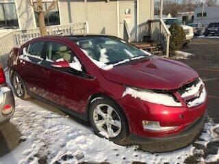 2011 Chevrolet Volt for sale at WELLER BUDGET LOT in Grand Rapids MI