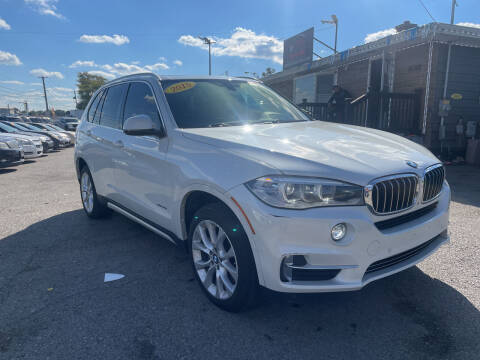 2015 BMW X5 for sale at I57 Group Auto Sales in Country Club Hills IL