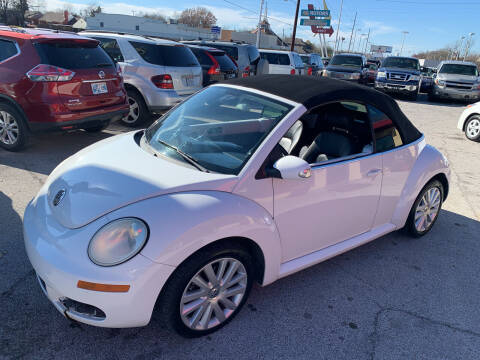 2009 Volkswagen New Beetle Convertible for sale at New To You Motors in Tulsa OK