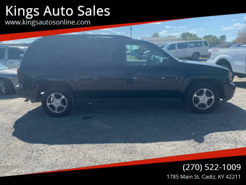 2006 Chevrolet TrailBlazer EXT for sale at Kings Auto Sales in Cadiz KY