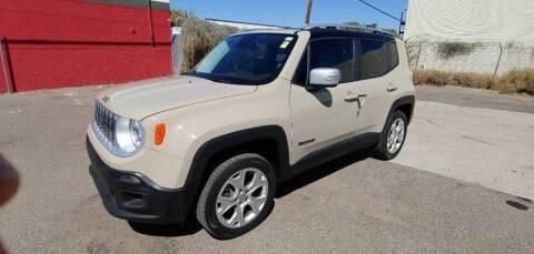 2015 Jeep Renegade for sale at Advantage Motorsports Plus in Phoenix AZ