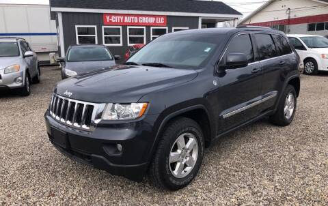 2012 Jeep Grand Cherokee for sale at Y City Auto Group in Zanesville OH