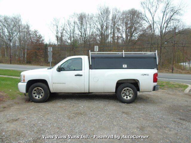 2008 Chevrolet Silverado 1500 Extended Cab Work Truck - Blauvelt NY