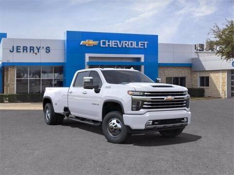 2021 Chevrolet Silverado 3500HD for sale at Jerry's Buick GMC in Weatherford TX