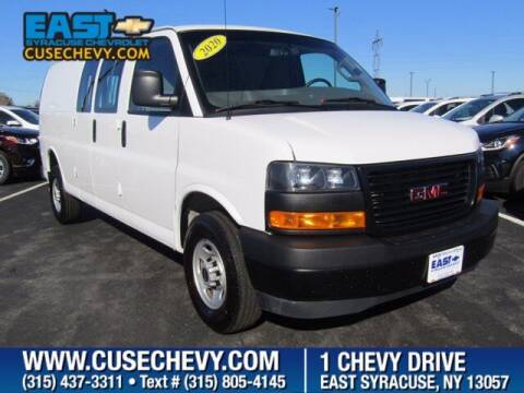 2020 GMC Savana Cargo for sale at East Syracuse Performance Sales & Service in Syracuse NY