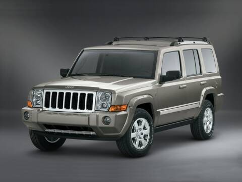 2007 Jeep Commander for sale at TTC AUTO OUTLET/TIM'S TRUCK CAPITAL & AUTO SALES INC ANNEX in Epsom NH