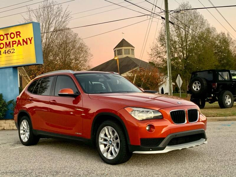 2015 BMW X1 for sale at GR Motor Company in Garner NC