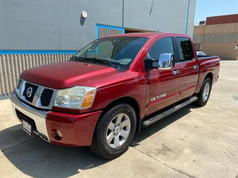 2005 Nissan Titan for sale at 7 Auto Group in Anaheim CA