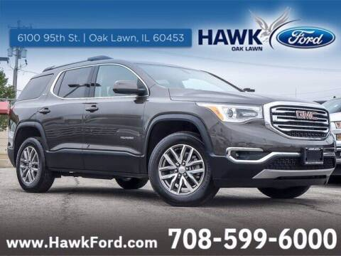 2019 GMC Acadia for sale at Hawk Ford of Oak Lawn in Oak Lawn IL