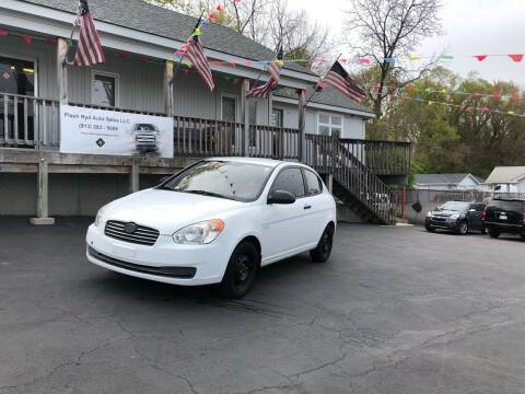 2008 Hyundai Accent for sale at Flash Ryd Auto Sales in Kansas City KS