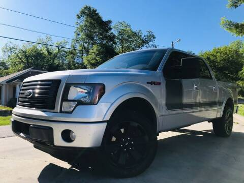 2012 Ford F-150 for sale at E-Z Auto Finance in Marietta GA