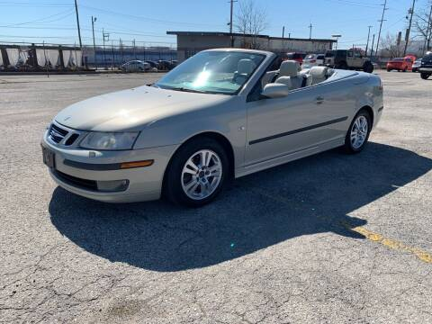 2006 Saab 9-3 for sale at Eddie's Auto Sales in Jeffersonville IN