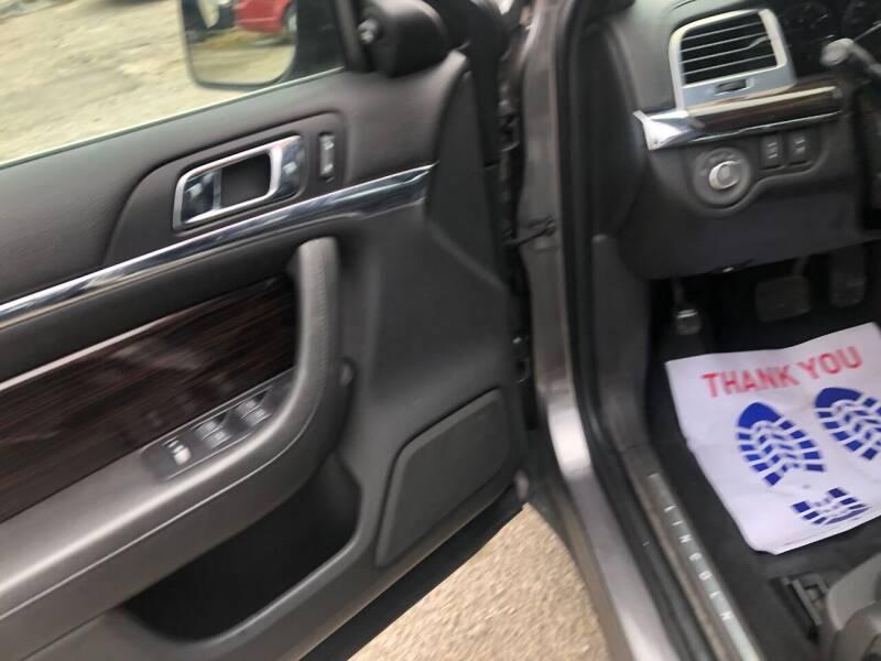2011 Lincoln MKS AWD EcoBoost 4dr Sedan - Cincinnati OH