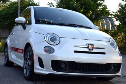 2016 FIAT 500 for sale at Wheel Deal Auto Sales LLC in Norfolk VA