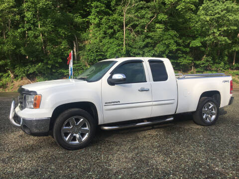 2012 GMC Sierra 1500 for sale at DONS AUTO CENTER in Caldwell OH