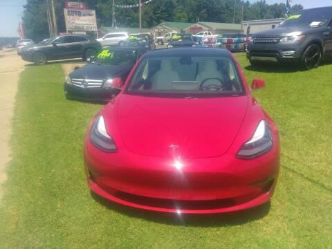 2019 Tesla Model 3 for sale at AUTOPLEX 528 LLC in Huntsville AL