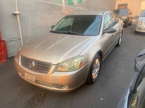 2006 Nissan Altima for sale at MG Auto Sales in Pittsburgh PA