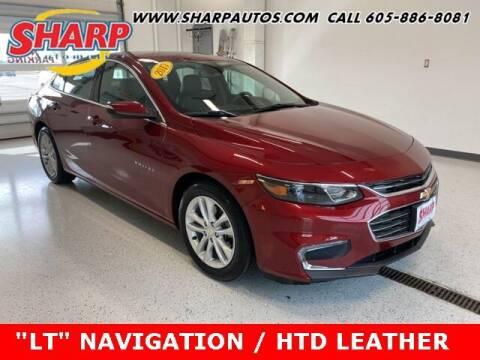 2017 Chevrolet Malibu for sale at Sharp Automotive in Watertown SD