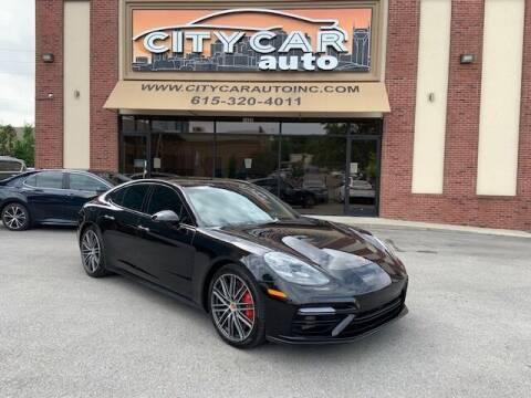 2017 Porsche Panamera for sale at CITY CAR AUTO INC in Nashville TN
