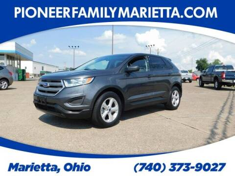 2018 Ford Edge for sale at Pioneer Family preowned autos in Williamstown WV