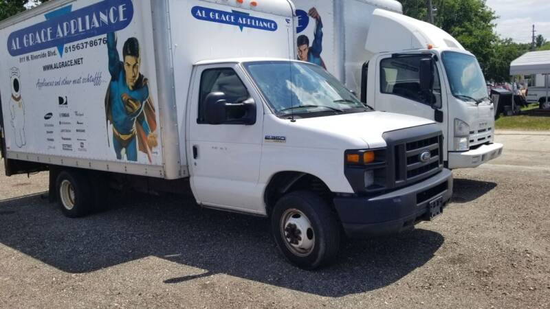 2008 Ford E-Series Chassis for sale at Advantage Auto Sales & Imports Inc in Loves Park IL