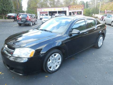 2012 Dodge Avenger for sale at AUTOS-R-US in Penn Hills PA