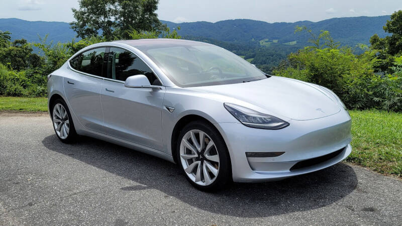 2018 Tesla Model 3 for sale at Rare Exotic Vehicles in Weaverville NC