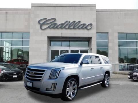 2019 Cadillac Escalade ESV for sale at Radley Cadillac in Fredericksburg VA