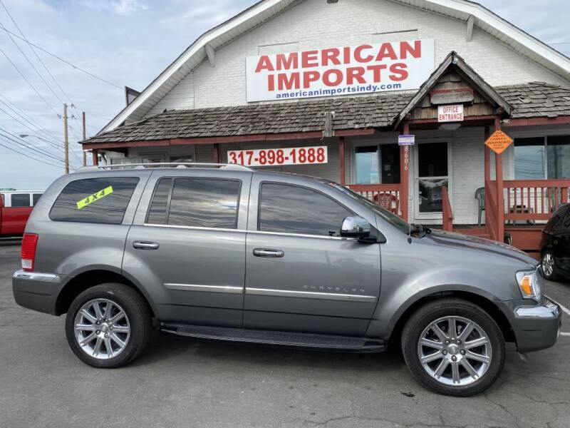 2007 Chrysler Aspen for sale at American Imports INC in Indianapolis IN