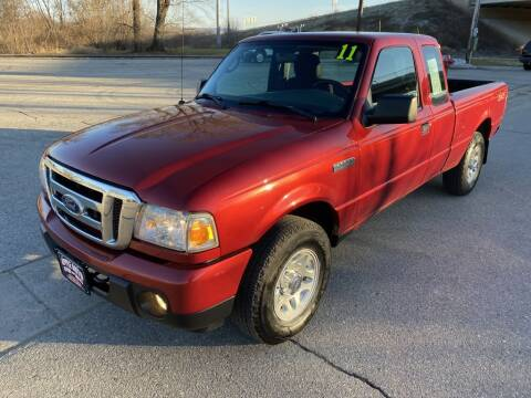 2011 Ford Ranger for sale at Apple Auto in La Crescent MN