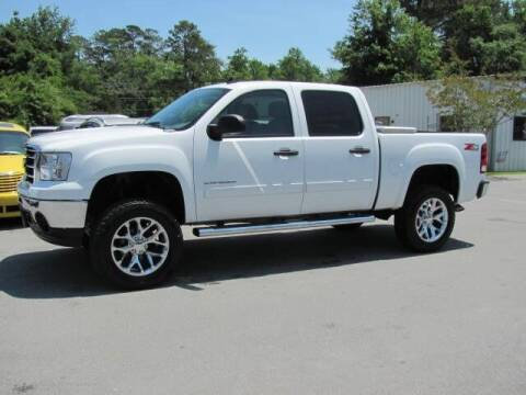 2012 GMC Sierra 1500 for sale at Pure 1 Auto in New Bern NC
