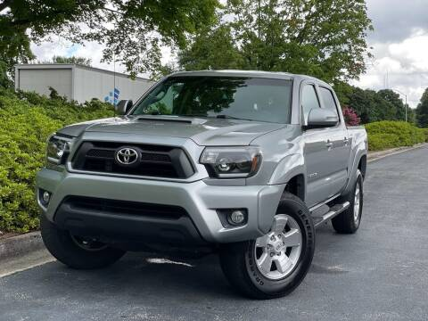 2014 Toyota Tacoma for sale at William D Auto Sales in Norcross GA