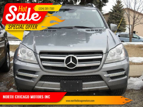 2011 Mercedes-Benz GL-Class for sale at NORTH CHICAGO MOTORS INC in North Chicago IL