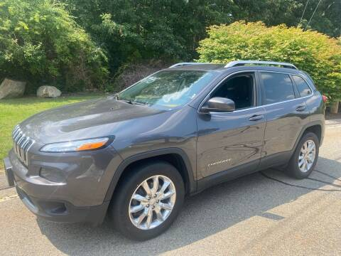 2015 Jeep Cherokee for sale at Padula Auto Sales in Braintree MA